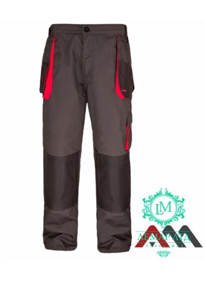 Рабочие брюки Classic red