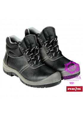 Рабочие ботинки без метноска  BRBRUK