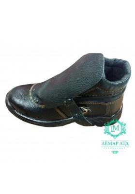 Ботинки кожаные для сварщика