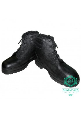 Рабочие ботинки клеепрошивные