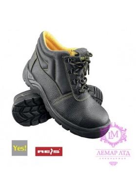 Рабочие ботинки без метноска BRYES-T-ОB