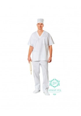 Костюм пекаря-хирурга