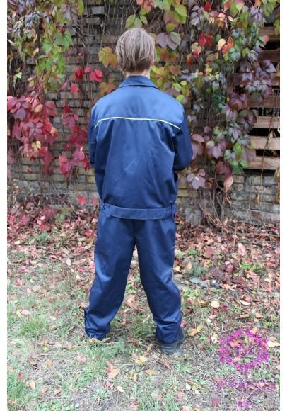 Костюм рабочий модельный (куртка и брюки)