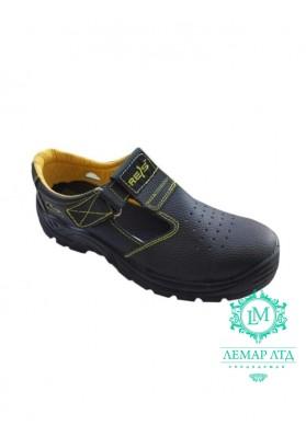 Рабочие сандалии кожаные без метноска BRYES-S-OB
