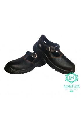 Рабочие сандалии кожаные ПУП
