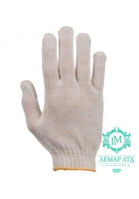 Перчатки трикотажные с ПВХ точкой эконом арт. 143
