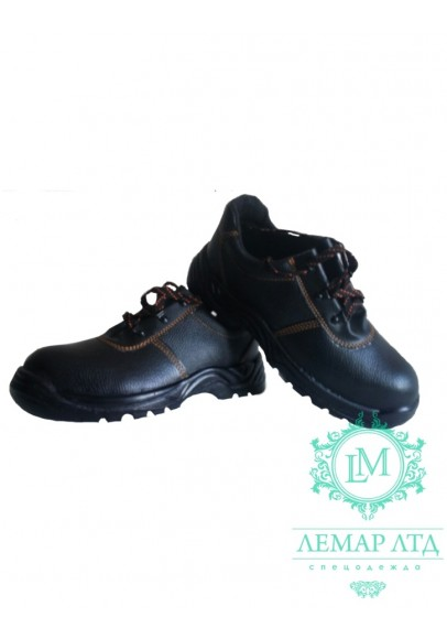 Туфли рабочие (полуботинки) ПУП с метноском