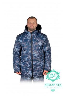 Куртка камуфлированная утепленная Аляска