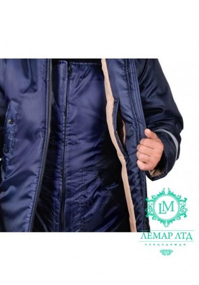 Куртка рабочая утепленная Аляска-2