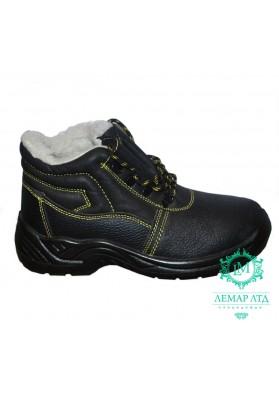 Рабочие утепленные ботинки BRYES-TO-OB